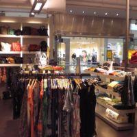 Bild Blick aus dem Store