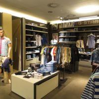 Bild Blick nach links im Store