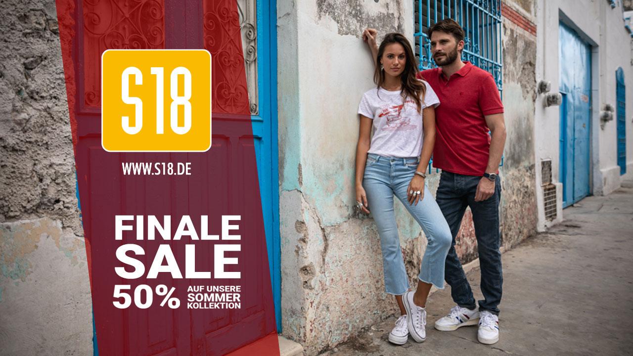 Summer-Sale vom 09.07. - 15.08. in Euren S18 Stores
