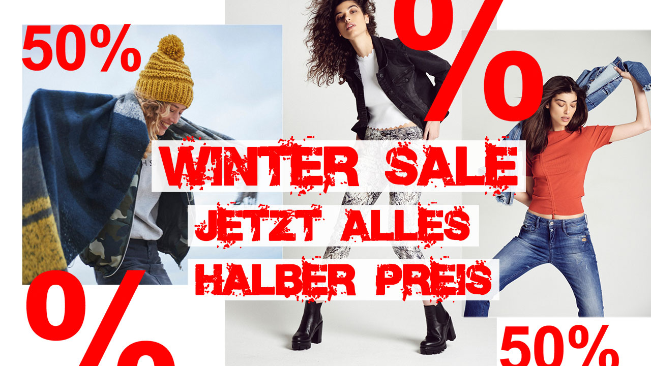 Winter Sale vom 10.01. - 31.01.2020 in Euren S18 Stores
